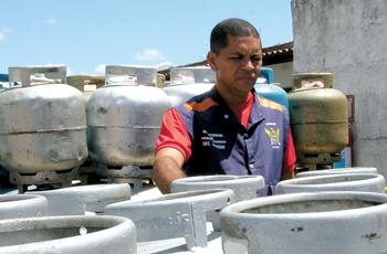 Bombeiros de Alagoas participam do Programa Gás Legal
